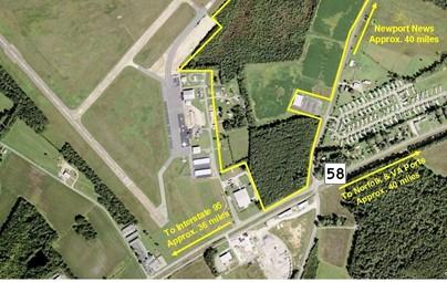 Available Properties | Franklin Southampton Economic Development, Inc