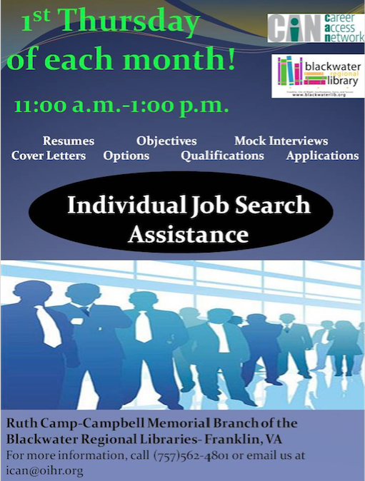 franklin-library-job-application-assistance